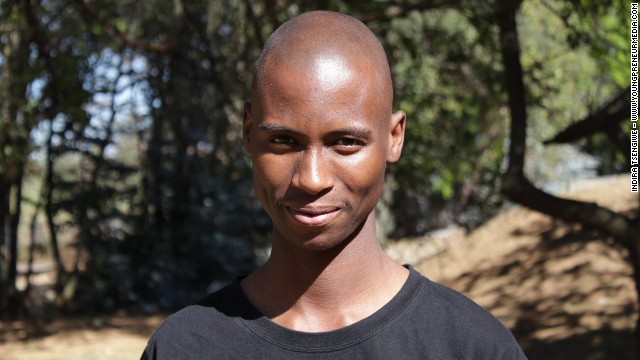 Jeffrey Mulaudzi is the founder of Mulaudzi Bicycle Tours in the Alexandra township. The lifestyle bike tour company aims to combat negative stereotypes about the area.