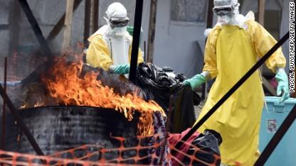 Ebola: Virus spreads, drugs stocks surge