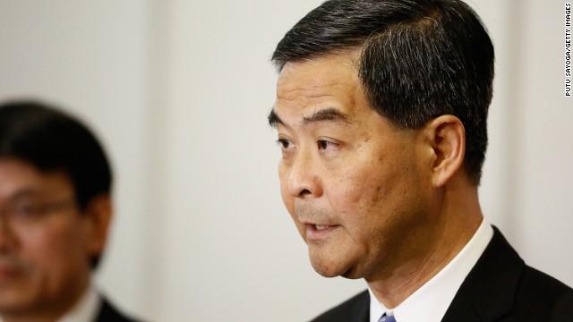 C. Y. Leung, el líder a quien Hong Kong no quiere