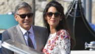 Amal Alamuddin, George Clooney's new wife, is now Amal Clooney, according to her law firm's website.