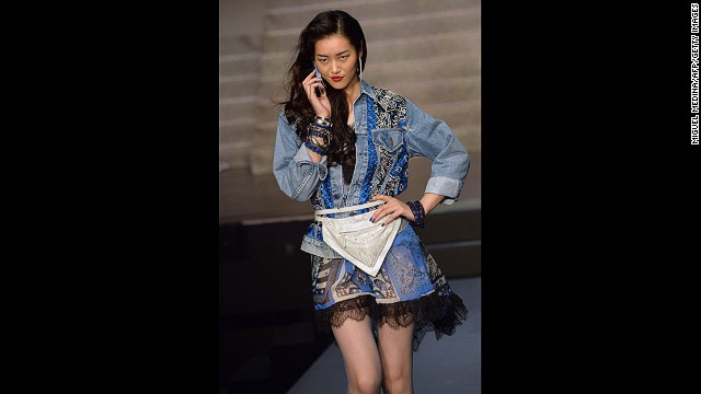 Since making her debut in the international modeling world in 2008, Liu has become a runway fixture, walking for every major house, from Chanel to Yves Saint Laurent . This Paris Fashion Week, she's walked for the likes of Jean Paul Gaultier ...