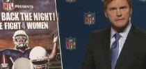 'SNL' mocks the NFL's Goodell