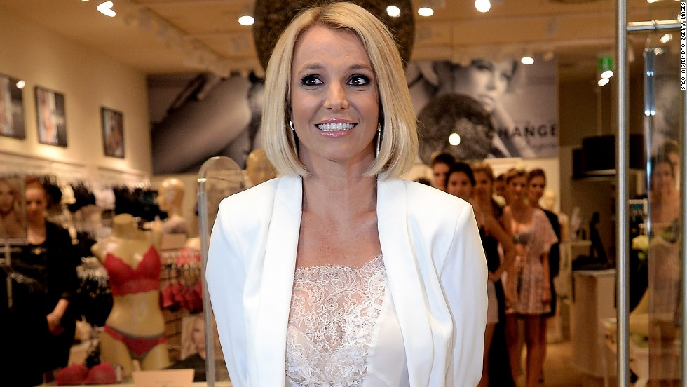 Britney Spears recently debuted a shorter hairstyle while also presenting her lingerie line in Oberhausen, Germany, on September 25. See which other stars are scissor-happy.