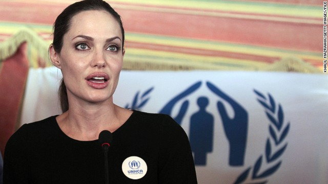 What do Hollywood actress Angelina Jolie and a 'Pope Boat' have in common?