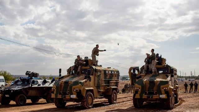 Turquía se integra a las operaciones militares contra ISIS en Iraq y Siria