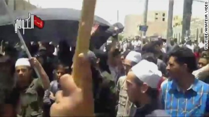 Support for ISIS growing in Jordan