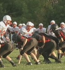 high school football team votes autistic student on team good stuff newday cnn