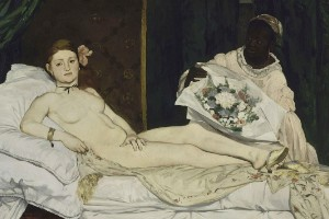 Olympia (1863), Édouard Manet