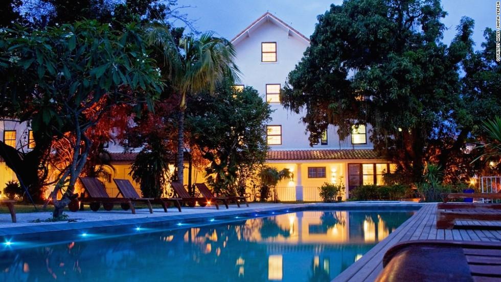 Hotel Santa Teresa (Río de Janeiro)