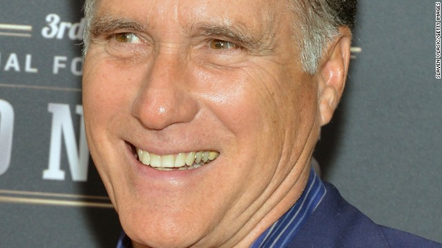 Mitt Romney campaigned in New Hampshire on Wednesday with Republican candidate Scott Brown.