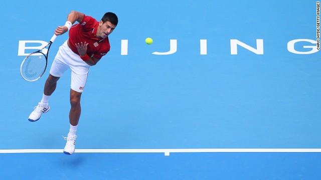 Belgrade-born Novak Djokovic, the world's number one male tennis player, is the poster boy for Serbia's recent athletic resurgence.
