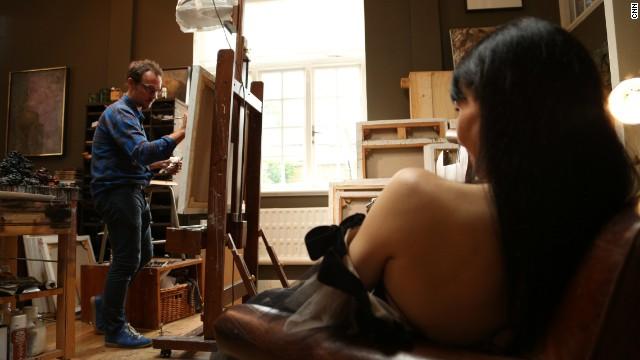 Clase magistral: aprende a pintar retratos en 54 segundos