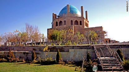 5 Iran landmarks you've never heard of
