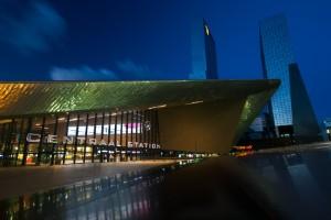 Centraal Station (Róterdam, Países Bajos)