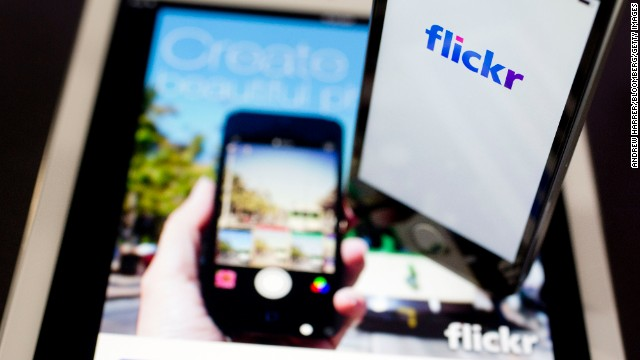 Flickr is an online sharing community for amateur and professional photographers.