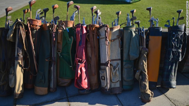 The foundation of the Golf Collectors' Society in the United States in 1970 helped form the hickory movement, with members eventually deciding to try out some of their acquisitions on the golf course.