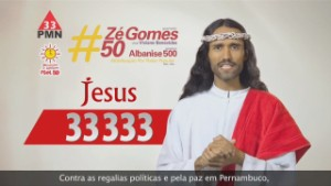 Wacky campaign ads rule Brazil's airwaves