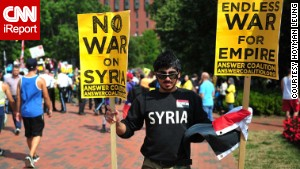 Should the West intervene in Syria?