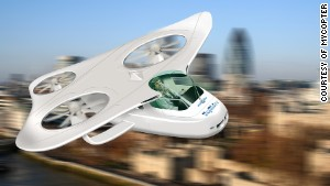 Finally, a flying car for everybody?
