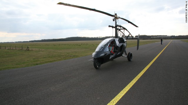 The gyrocopter cruises below 4,000ft and needs 540 feet of runway for take-off and 100 feet to land. The MyCopter project, meanwhile, is looking at a design that can lift itself out of traffic with very little headway.