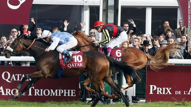 Can Japan finally triomphe in the Arc? - CNN com
