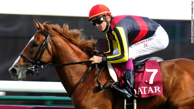 Last year's result was a huge disappointment to Japanese racing fans, seeking a first win in what is now the world's richest turf race. But it reconfirmed how strong the challenge from the Far East has become -- Japan has fielded three runners-up in the past four seasons.