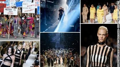 Paris Fashion Week confidential