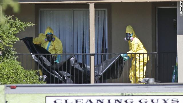 Autoridades de salud descartan un brote de ébola en EE.UU.