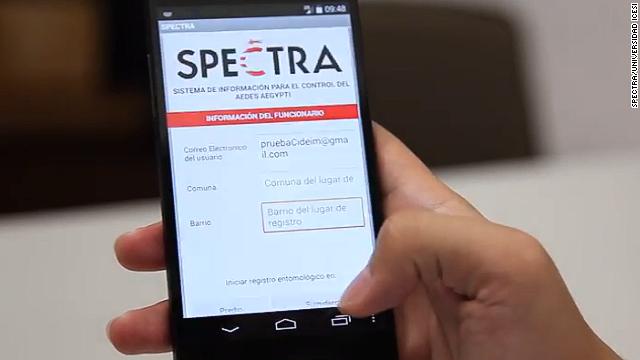 Una app colombiana ayuda a controlar el chikunguña