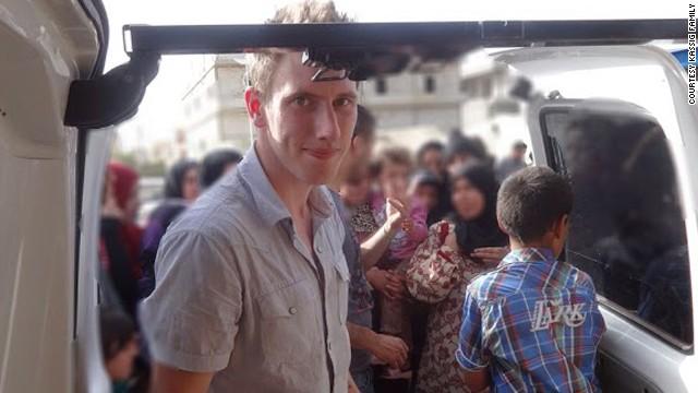 La madre de Kassig vuelve a suplicar por la vida de su hijo en un tuit a ISIS