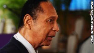 Ex-Haiti dictator 'Baby Doc' Duvalier