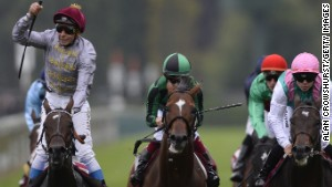 Treve doubles up in the Arc