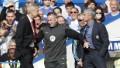 Wenger shoves Mourinho