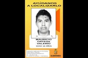 Los estudiantes desaparecidos en México