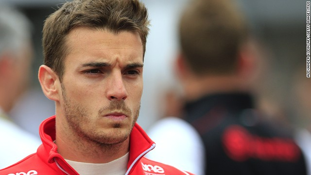 F1 driver Jules Bianchi suffers severe head injury - CNN.