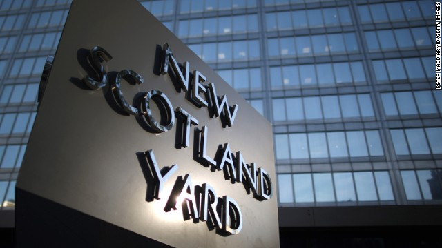 Scotland Yard announced the arrests of three more suspects in an ongoing terror investigation in the United Kingdom.