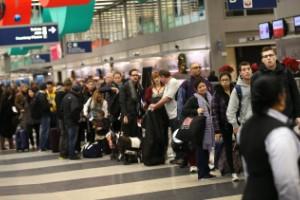 El aeropuerto más transitado del mundo