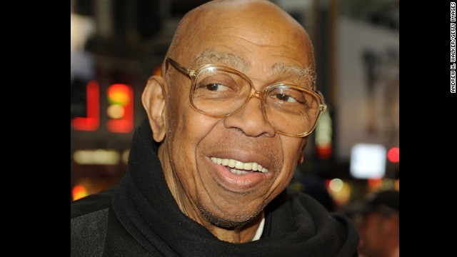 <a href='http://www.cnn.com/2014/10/06/showbiz/celebrity-news-gossip/geoffrey-holder-death/index.html'>Geoffrey Holder</a>, a versatile artist known for his ability as a dancer, actor and a pitchman for 7Up, died from complications due to pneumonia, his family's attorney said on October 6. Holder was 84.