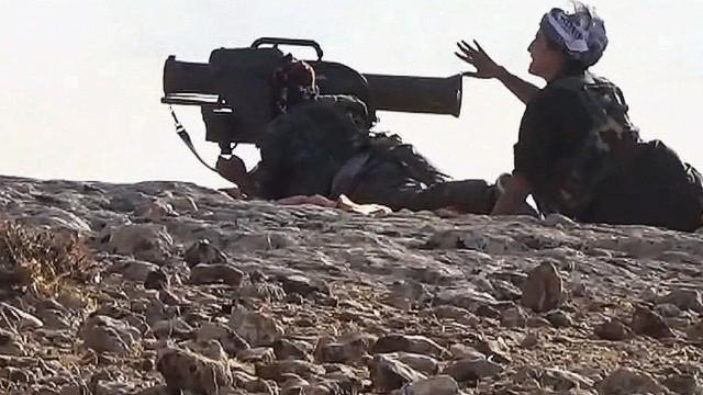 Los iraquíes piden a EEUU que intervengan tropas de tierra para detener a ISIS
