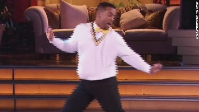 Alfonso Ribeiro dusts off 'The Carlton' on 'DWTS' - CNN.com
