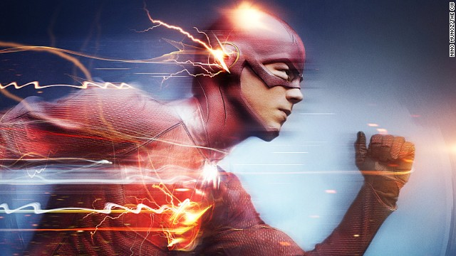 "The CW has a popular new series this season with ""The Flash."" Critics are praising Grant Gustin's performance as the ""fastest man alive."""
