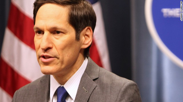 Dr. Tom Frieden, director of the Centers for Disease Control and Prevention in Atlanta, has led the effort to evacuate and treat American patients. He has also helped U.S. hospitals prepare for a possible outbreak at home. The CDC has teams working in West Africa assisting with contact tracing and infection control.