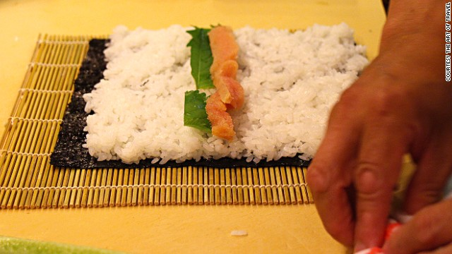 The obvious key element in good sushi is fresh fish. Pink gills, firm meat, clear eyes and swollen bellies are some of the qualities to look for when shopping.