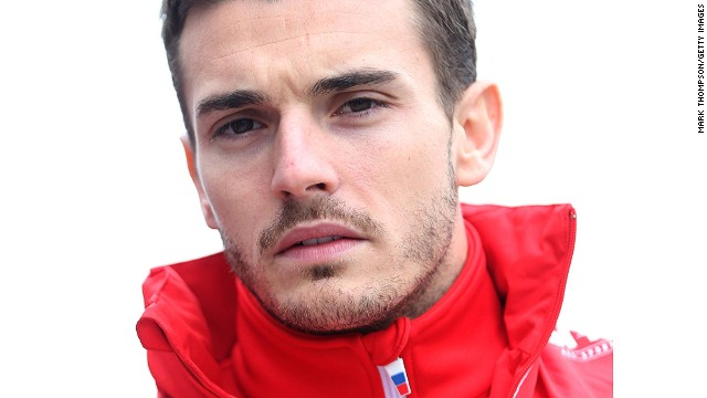 The world of Formula One has been shocked after popular French racer Jules Bianchi suffered a serious head injury during a crash at the Japanese Grand Prix.
