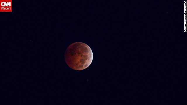 <a href='http://ireport.cnn.com/docs/DOC-1177249'>Brian Greenberg</a> enjoys doing astrophotography and captured the blood moon in Victor, New York.
