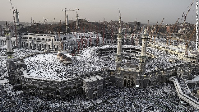 Tuesday marked the last day of the Hajj, the annual pilgrimage that draws over two million Muslim pilgrims from around the world.