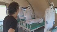Cuba, a la vanguardia contra el ébola