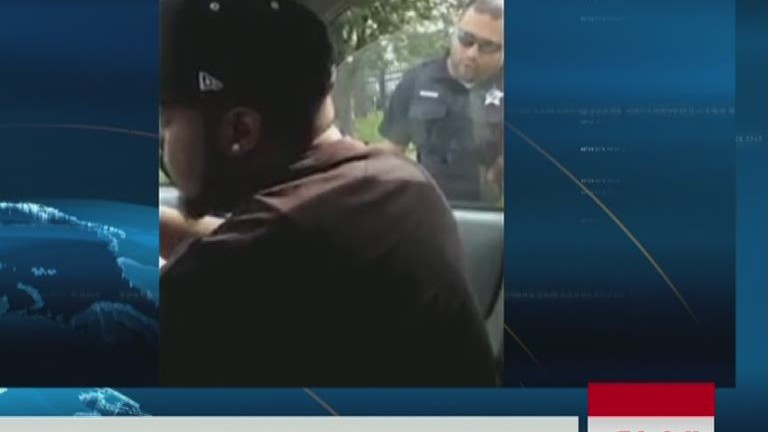 What Are My Rights During A Traffic Stop >> Were laws broken during the Taser traffic stop? - CNN.com Video