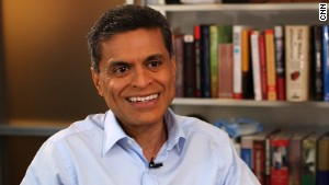 Video: DNA test reveals Fareed Zakaria's roots