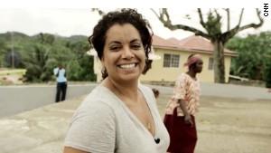 Video: Michaela's journey to Jamaica